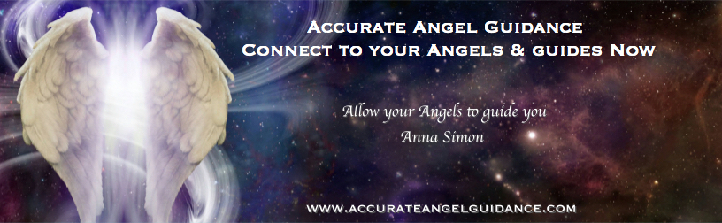 Accurate Angel Guidance by Anna Simon